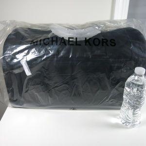 660309f3aa24 Michael Kors Bags - Michael Kors Mens Travis Nylon Duffel Black NWT